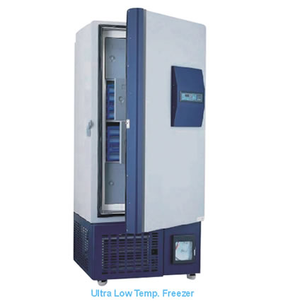 Freezer Sales & Lab Equipment