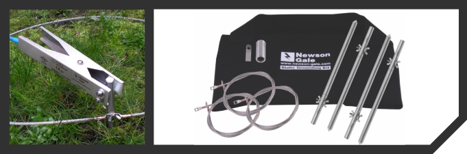 Portable Static Grounding Kit