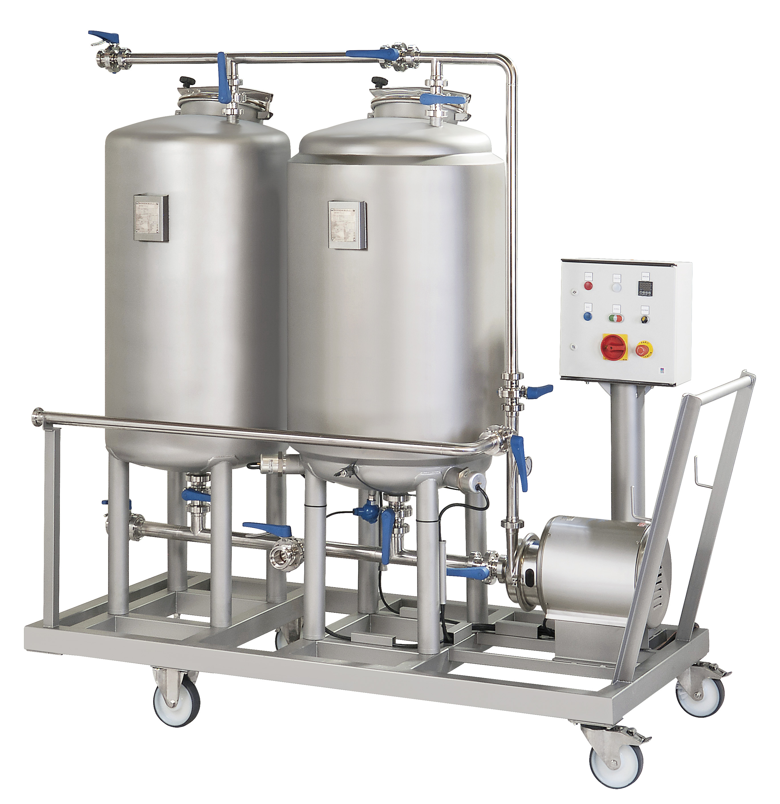 CIP Skid Systems