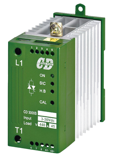 Solid State Relay - CD3000S 1PH
