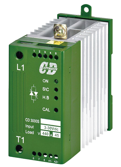 Solid State Relay - CD3000S 2PH