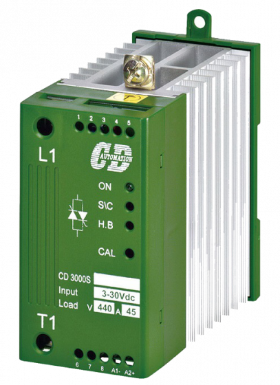 Solid State Relay - CD3000S 3PH