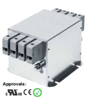 3 Phase, 4 wire Power Filter - BLASC280