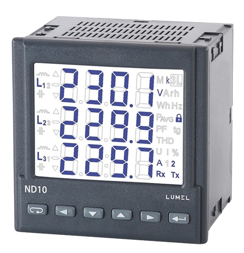 3 Phase Power Meter - ND10