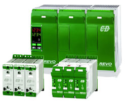 Three Phase Thyristor (SCR) Power Controllers & Solid State Relays