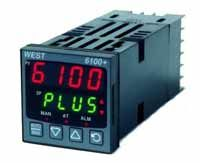 1/16th DIN Process & Temperature Controllers