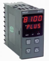 1/8th DIN Process & Temperature Controllers
