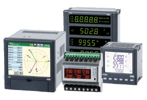 Three Phase Power Network Meters