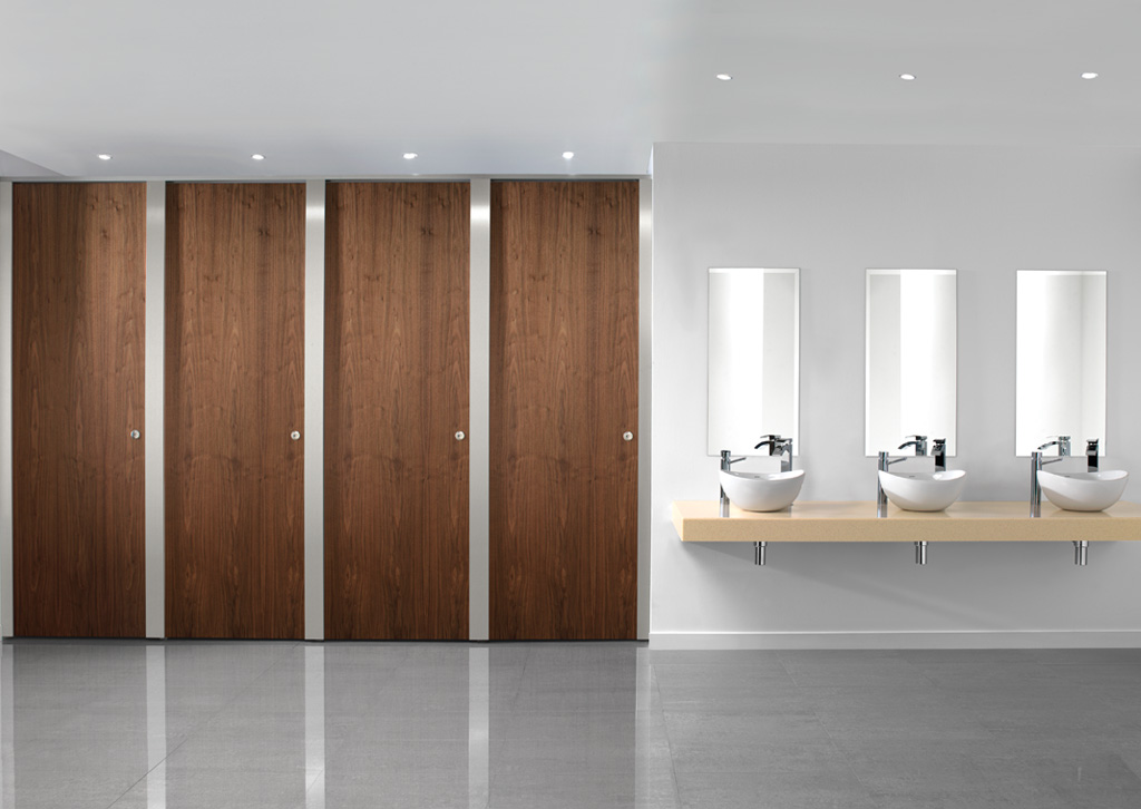 Paraline Platinum™ High quality toilet cubicle