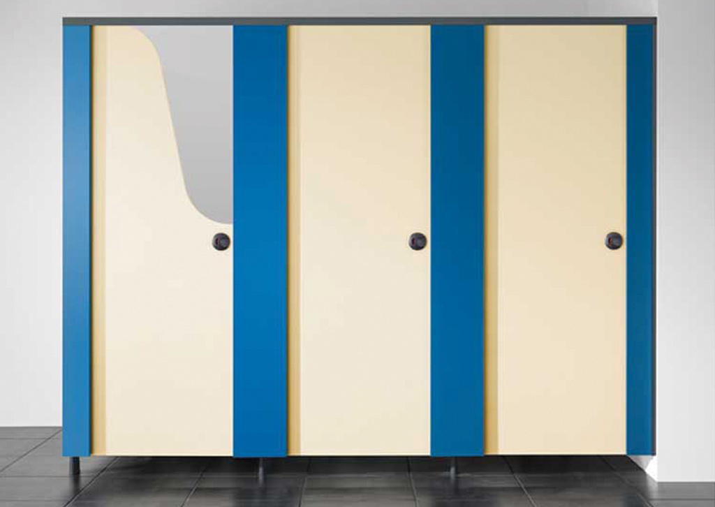 Fastrack™ Fast delivery toilet cubicle