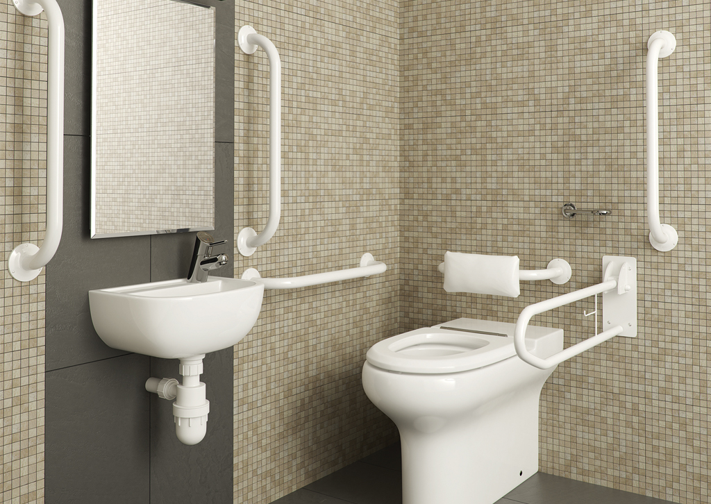 Washroom Accessories - Doc M Pack with BTW WC