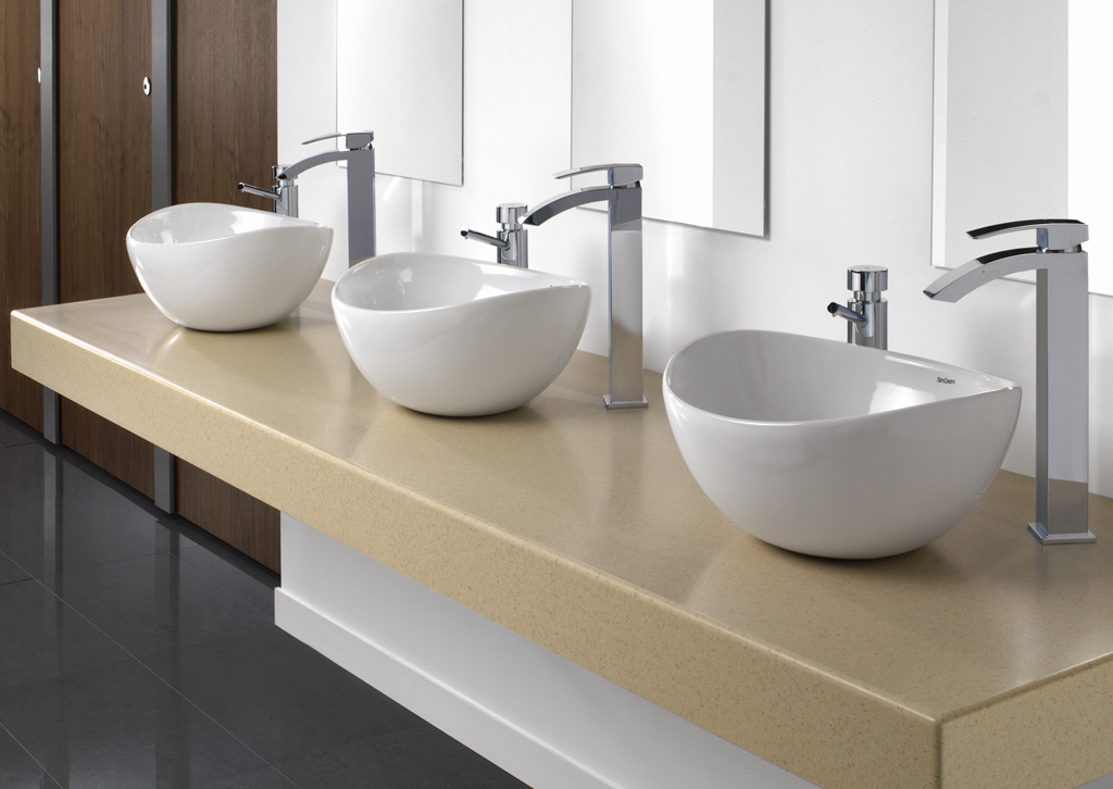 Sanitaryware and Brassware