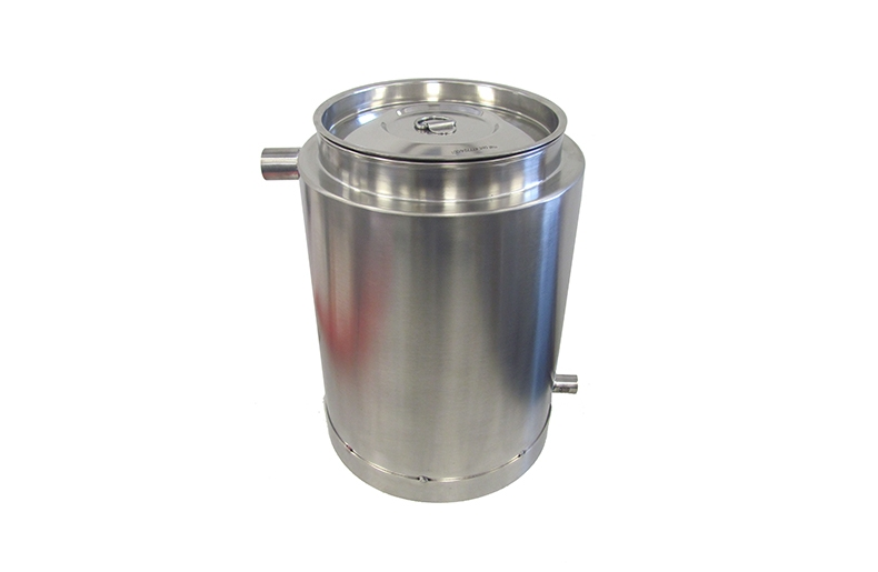 Water Jacketed Vessels