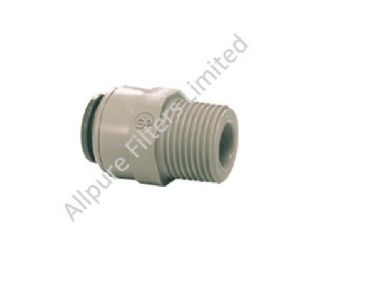 Straight Adaptor BSPT Thread