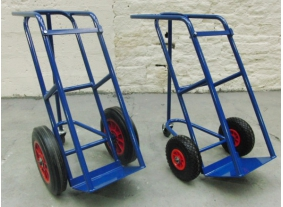 Industrial Gas Bottle Trolleys