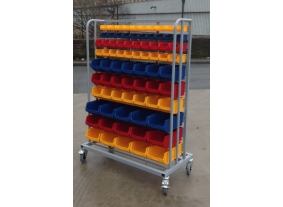 Small Parts Picking Trolleys