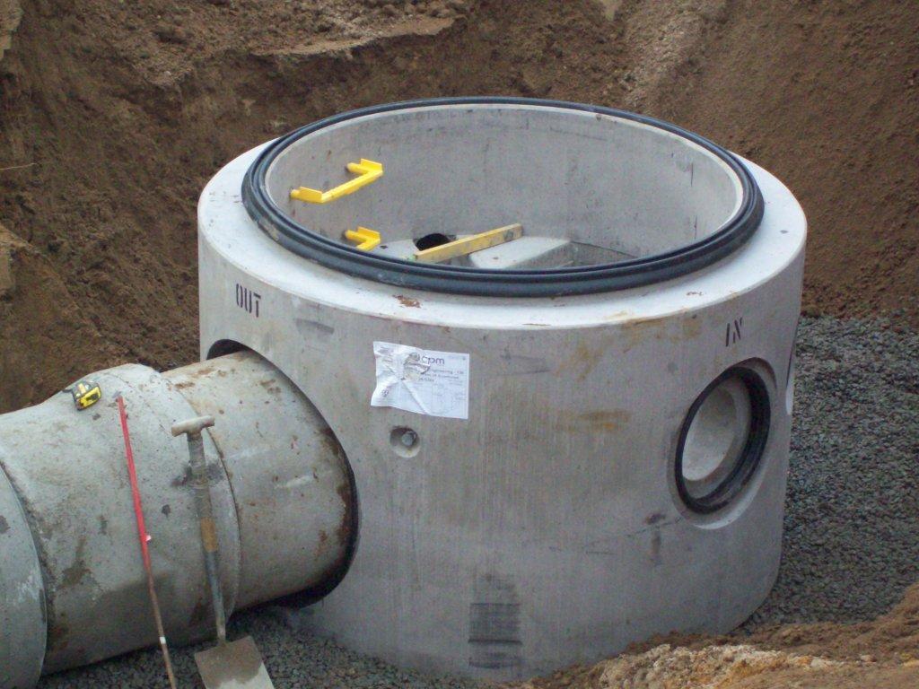 Marshalls CPM Perfect Manhole System
