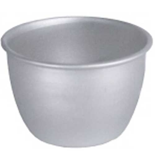 Aluminium Pudding Basin 17cl (6oz)
