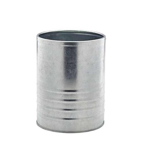 Genware Galvanised Steel Can 1.3Ltr