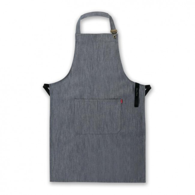 Oliver Harvey Denim Front of House Apron