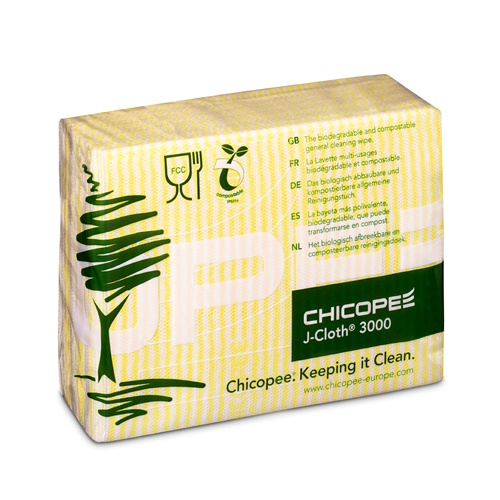 Chicopee J-Cloth 3000 Yellow