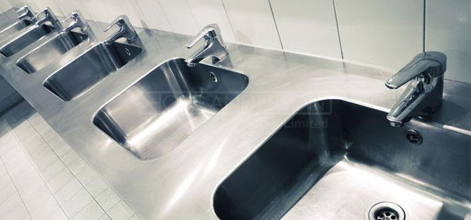 Stainless Steel Basins