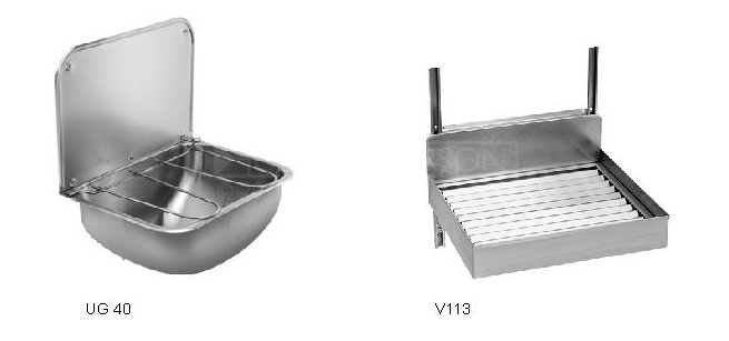 Stainless Steel Bucket Sinks