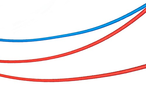Single Wires- ETFE, FEP, PTFE, RV, LSZH