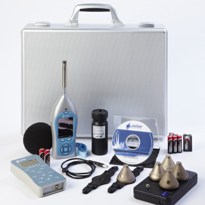 Noise at Work Professional safety Kit