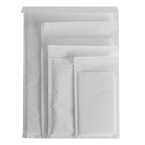 Airpost White Bubble Envelopes