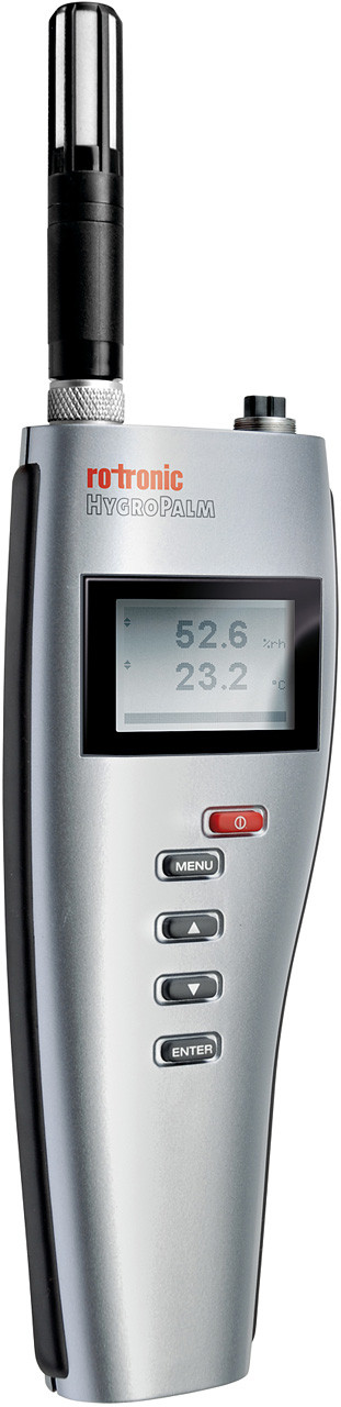 HygroPalm - HP23-A - multi-function hand-held indicator
