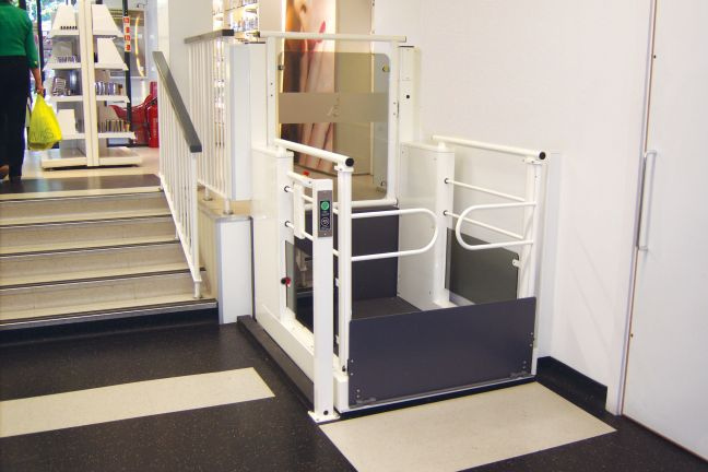 The Lowriser - Low-rise step lift