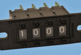Thumbwheel Switches - 1000 Series