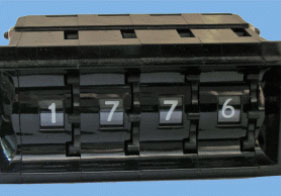 Thumbwheel Switches - 1776/1976 Series