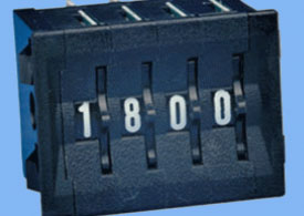 Thumbwheel Switches - 1800 Series