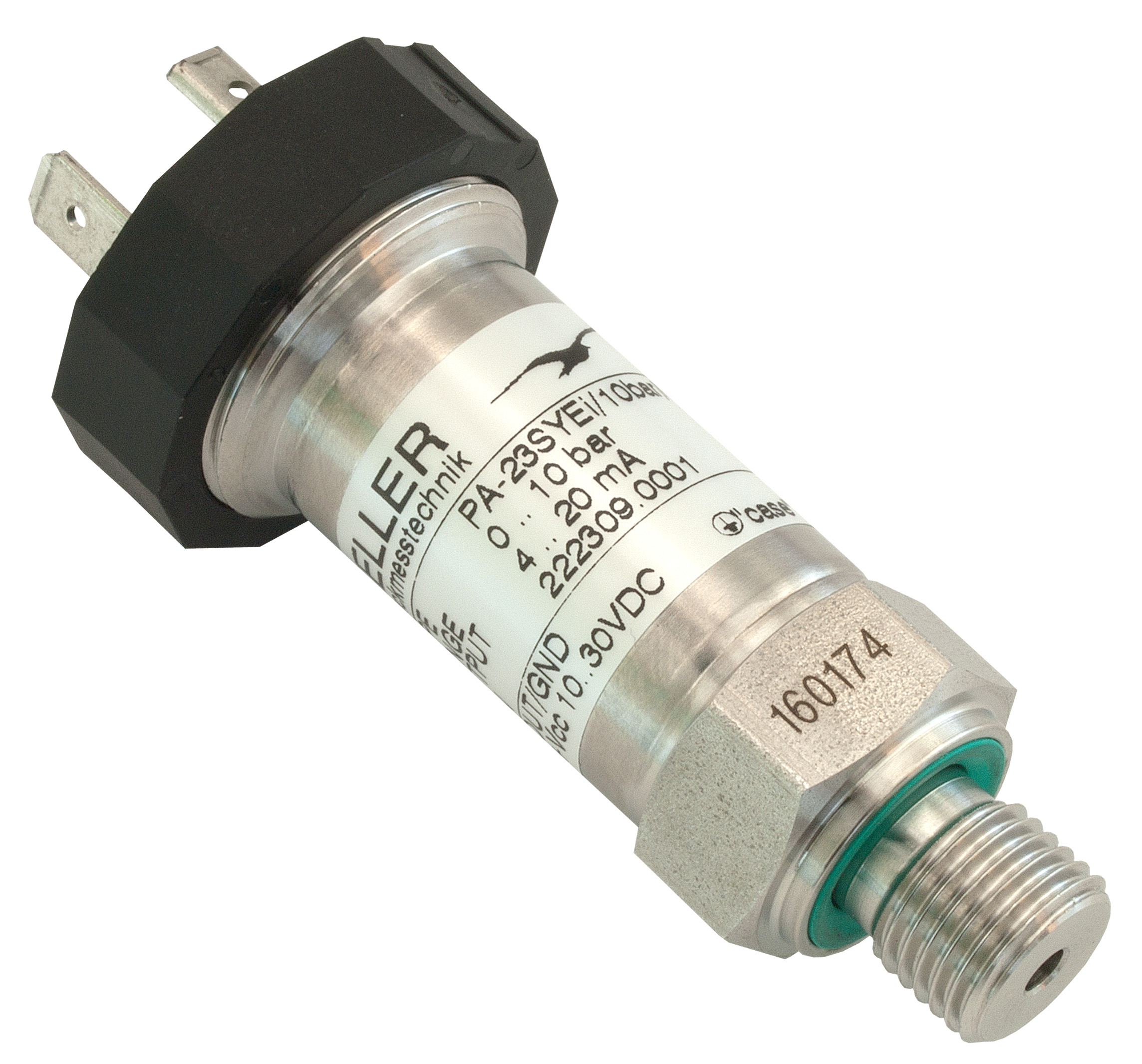 Intrinsically Safe Piezoresistive Pressure Transmitters