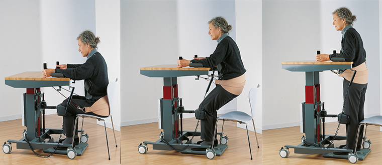 Get-Up Tables