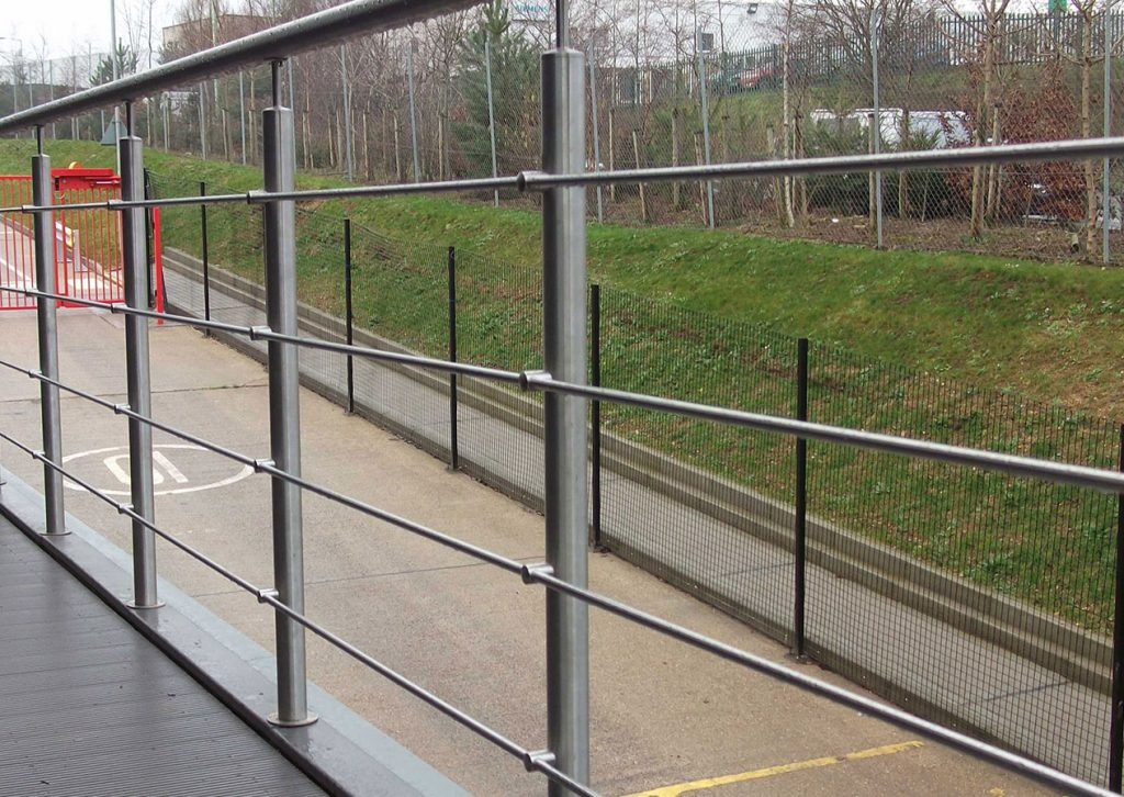 Stainless Steel Balustrades – Sentinel