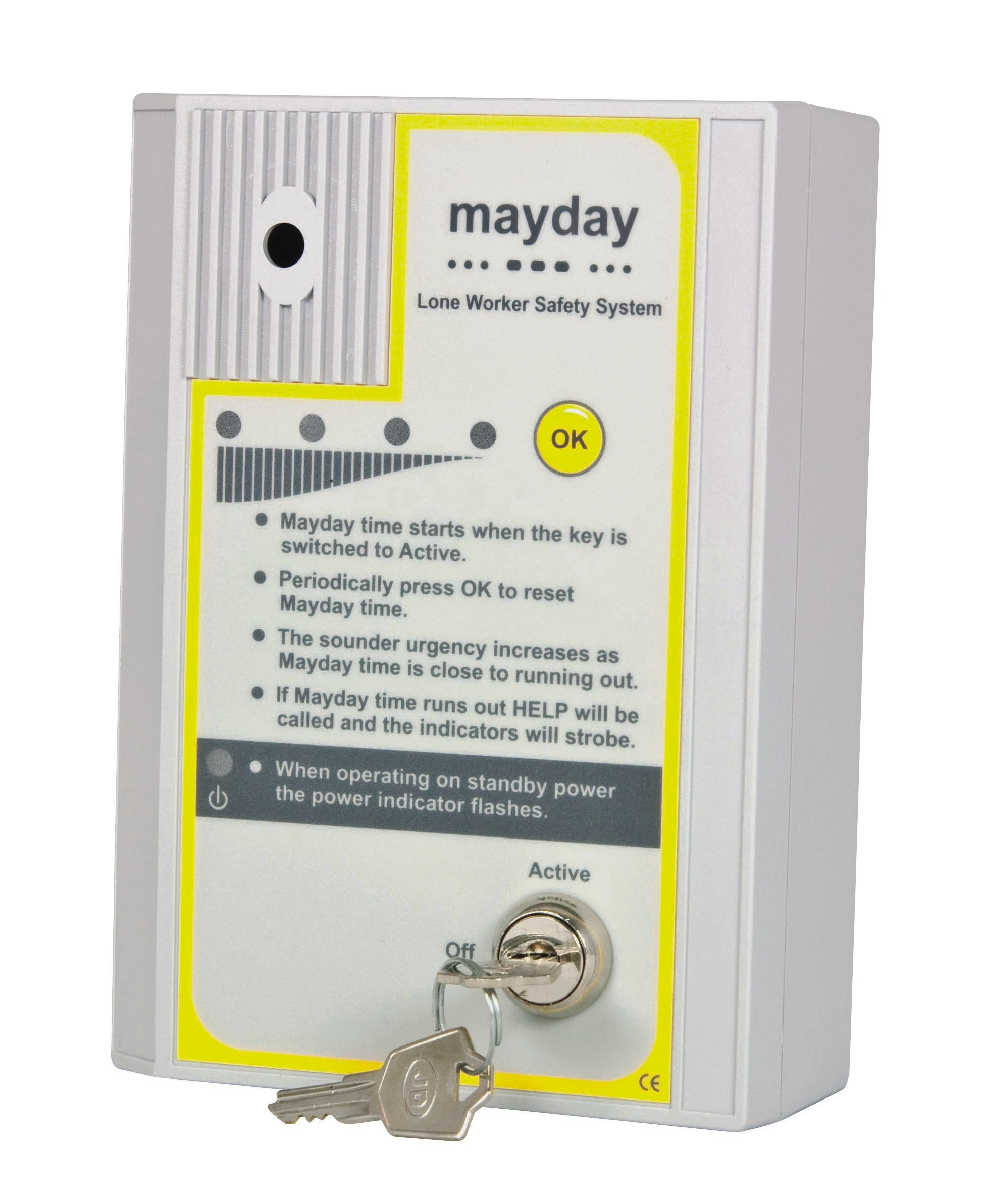 MayDay - Lone worker alarm