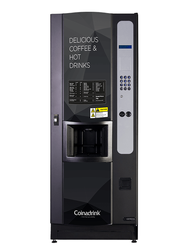Geneva Vending Machine
