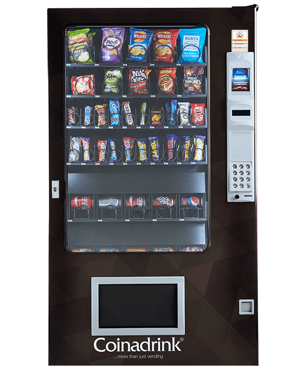 AMS Snack Machine