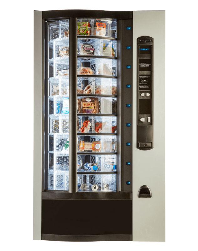Shopper 2 Food Machine