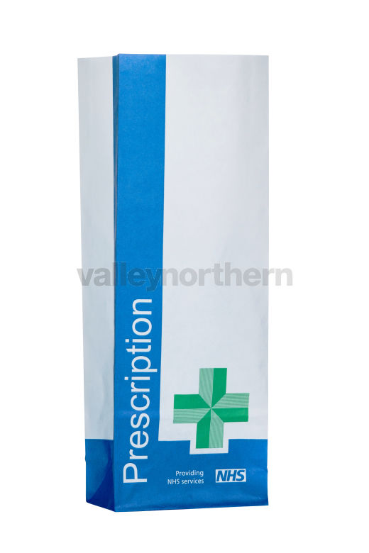 NHS Prescription Bags