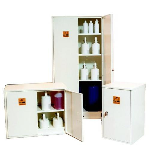 Safety Storage Cabinets- Acid & Chemical Storage