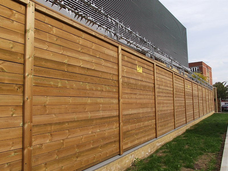 LPCB Security Rated Fencing