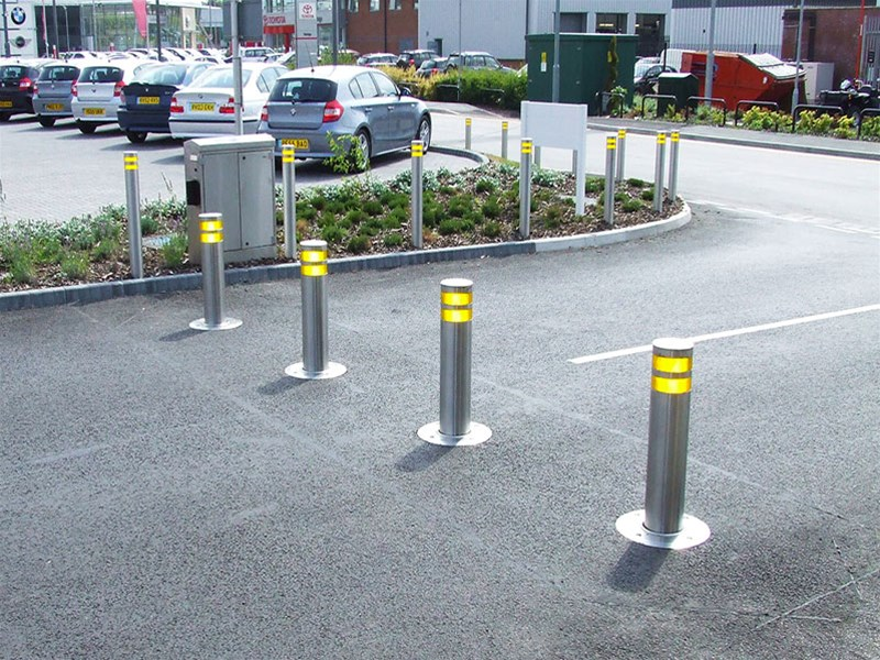 Parking Control & Barriers