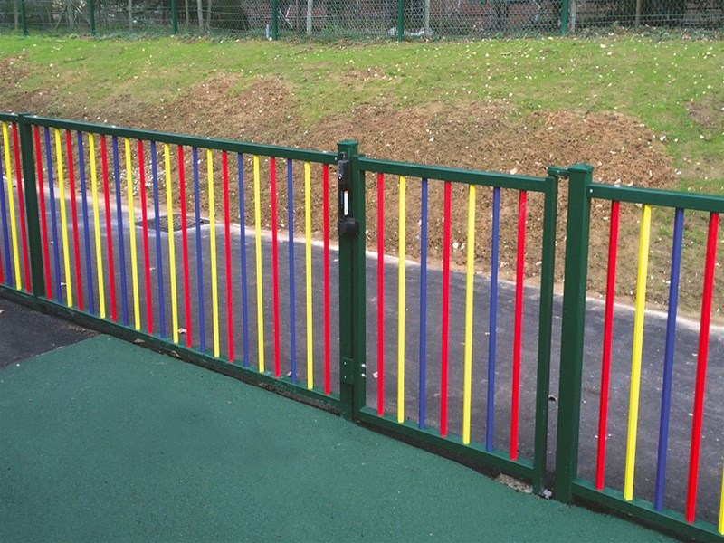 Playground Fencing and Gates