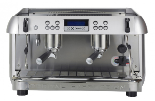Iberital Expression 2 Group Fully Automatic Coffee Machine