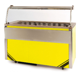 Moffat Veriscarte Plus - Refrigerated Well