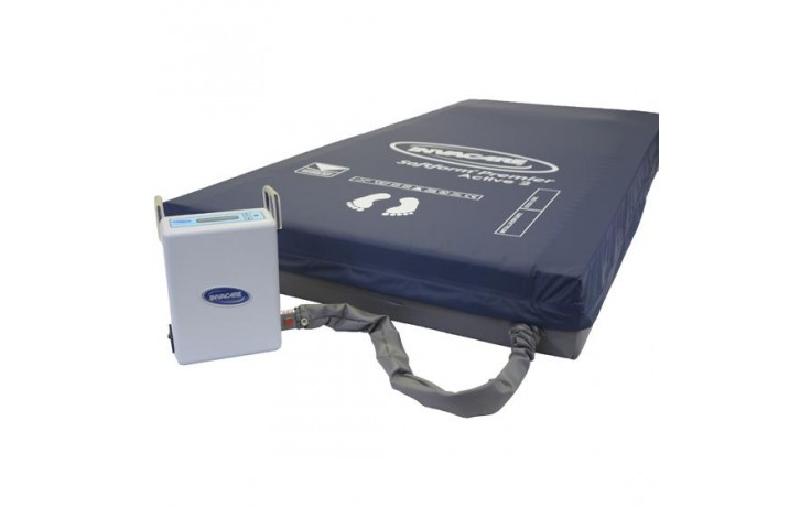 Invacare Softform Premier Active 2 Hybrid Mattress & Pump